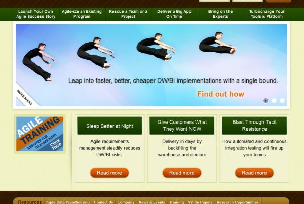 ceregenics website by Simple Intelligent Systems