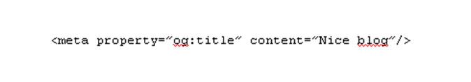 og tag syntax