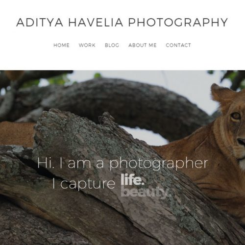 Aditya Havelia Photography