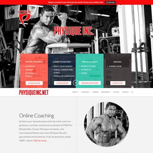 Online Physique Inc