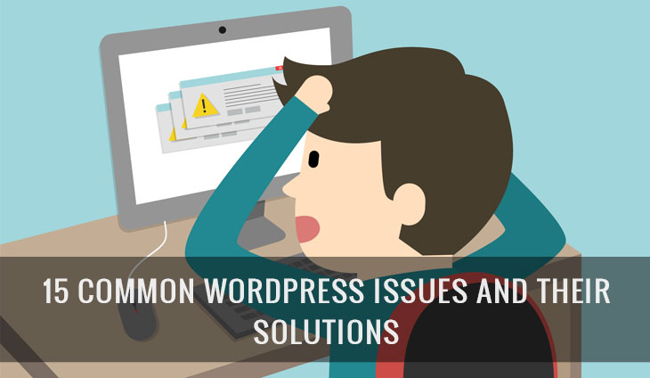 WordPress Issues