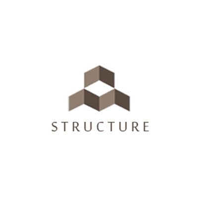 Structure, Logo Design Image, By Simple Intelligent Systems