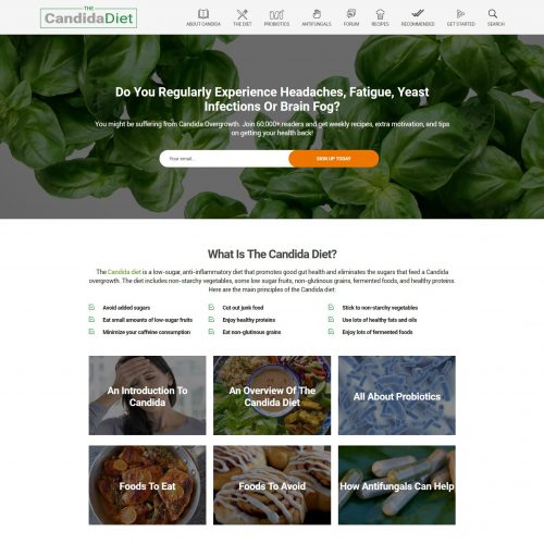Diet Food & Recipe Program