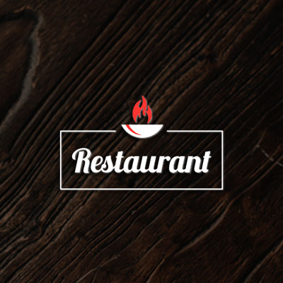 Logo Design Image For Restaurant - Simple Intelligent Systems