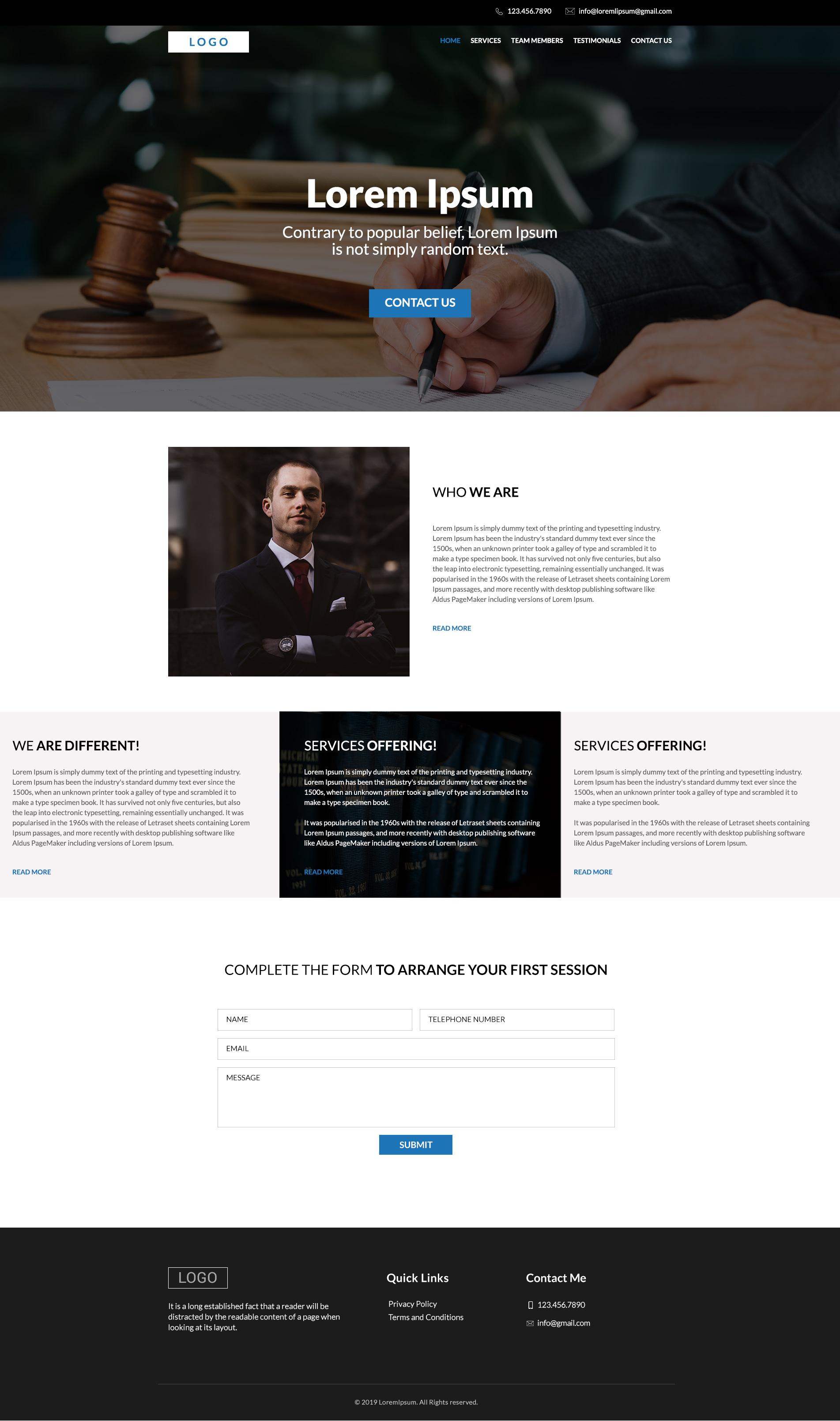 Attorney Mockup 4