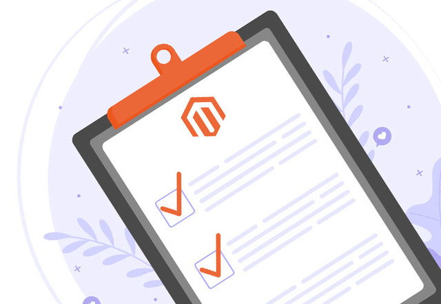 Alt Text: Featured Image, A Handy Checklist for Magento Website launch