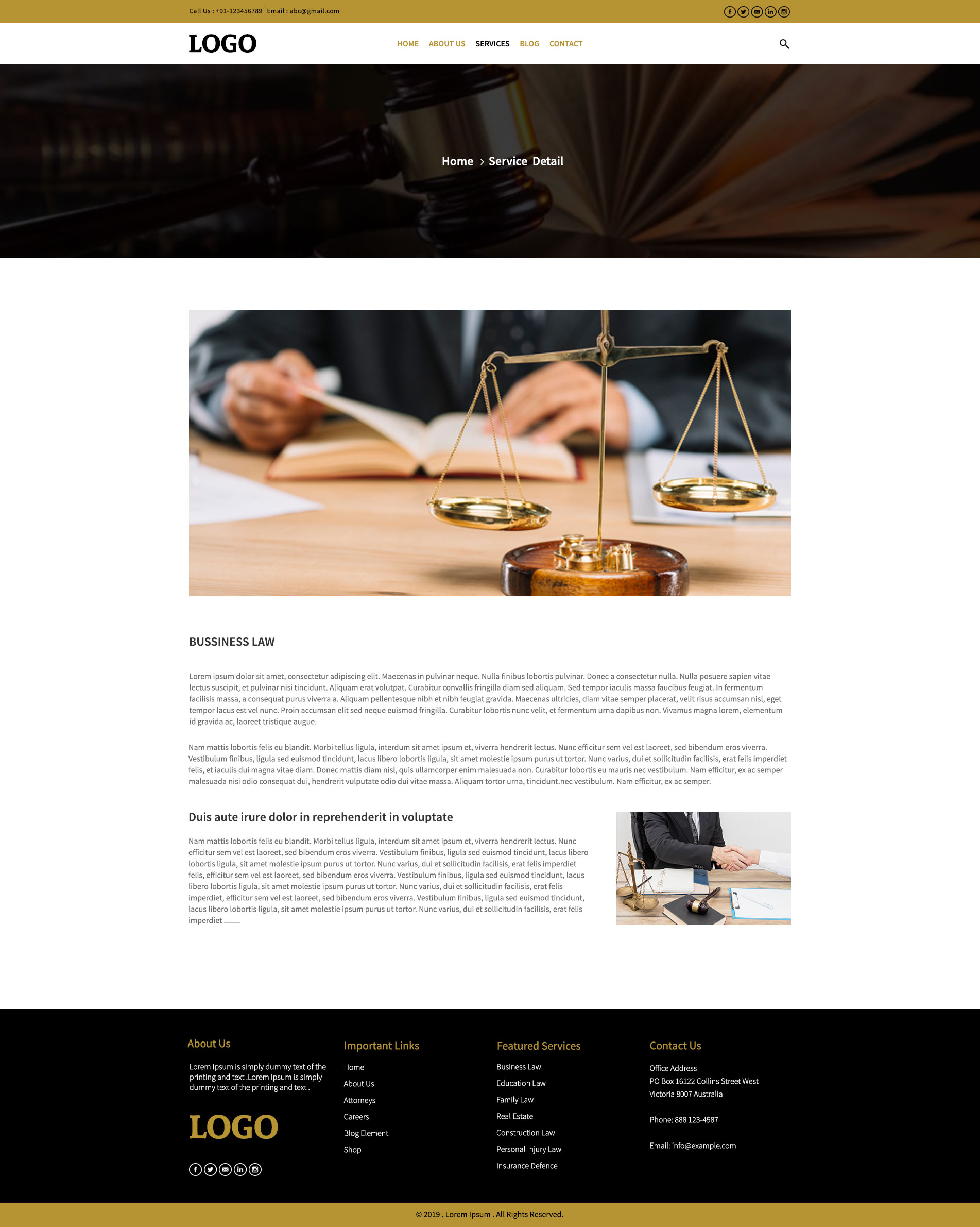 Law Firm Mockup 3