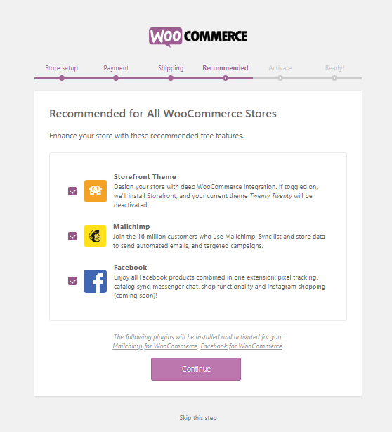 woocommerce-recommendation