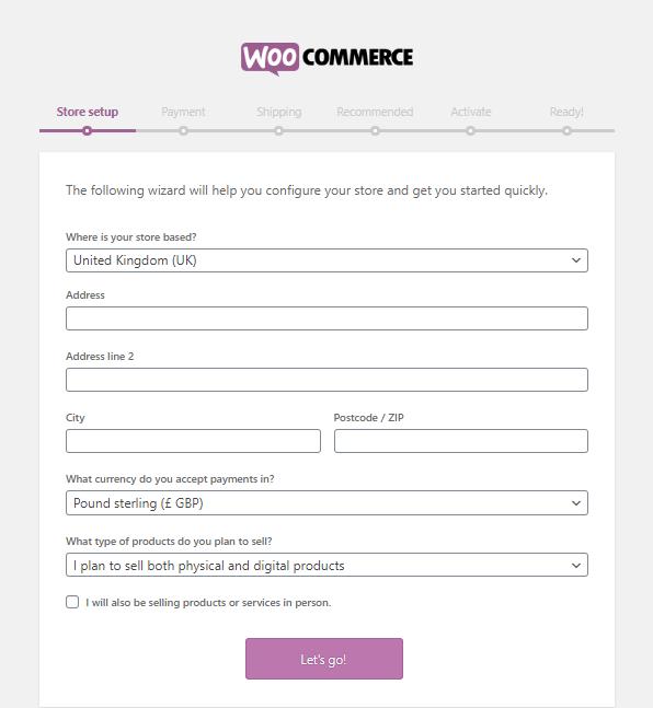 woocommerce-setup